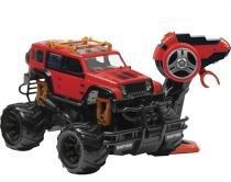 Carro Controle Remoto Raptor Vermelho - Candide - Outras Marcas
