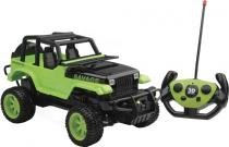 Carro Controle Remoto Savage Verde - Candide - Garagem SA
