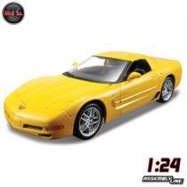 Carro Corvette Z06 - Kit de Montagem - 1:24 - Maisto - New toys