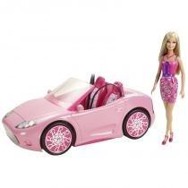 Carro da Barbie - Glam Auto com Boneca - Mattel -