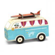 Carro de Montar Van Hippie - Krooom - Krooom