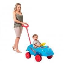 Carro de Passeio Kid Car Azul - Bandeirante