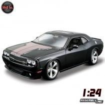 Carro Dodge Challenger SRT8 2008 - Kit de Montagem - 1:24 - Maisto - New toys