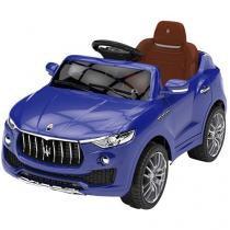 Carro Elétrico Infantil Maserati  - com Controle Remoto Emite Sons Xalingo