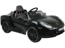 Carro Elétrico Infantil Porsche 918 Spyder - com Controle Remoto Emite Sons 12V Bandeirante