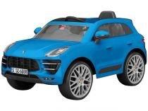Carro Elétrico Infantil Porsche Macan - com Controle Remoto 2 Marchas Emite Sons