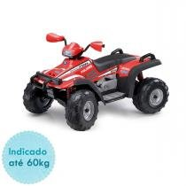 Carro Elétrico Peg Perégo Polaris Sportsman 700 Twin 12V- Red - Peg Pérego