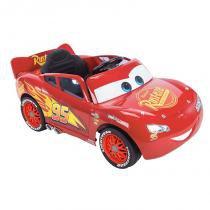 Carro Elétrico Relâmpago Mcqueen - El 6v - Bandeirante - Brinquedos Bandeirante