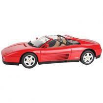 Carro Ferrari 348 TS - Kit de Montagem - Revell - New toys