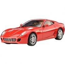 Carro Ferrari 599 GTB Fiorano - Kit de Montagem - Revell - New toys