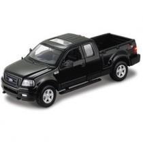 Carro Ford F-150 FX4 2004 - Kit de Montagem - 1:24 - Maisto - New toys