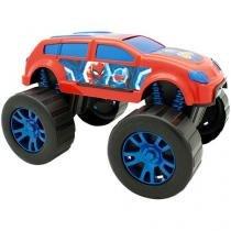 Carro Homem Aranha - Toyng