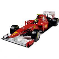 Carro Hot Wheels Racing - Ferrari 150º Italia Felipe Massa - 1:18 - Mattel - California toys
