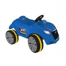 Carro Infantil Xrover Elétrico 6V Hot Wheels Azul 22598 Xalingo -