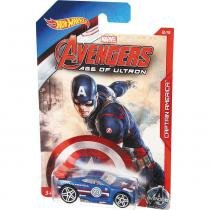 Carro Marvel Avengers 2 Hot Wheels CGB81 Mattel Sortido -