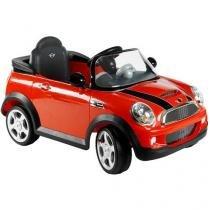 Carro Mini Cooper Elétrico 2 Marchas - Biemme