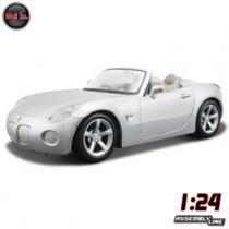 Carro Pontiac Solstice 2006 - Kit de Montagem - 1:24 - Maisto - New toys