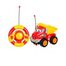 Carro Radio Controle Chuck and Friends Rollin Racer - Edimagic - Outras marcas