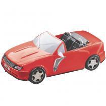 Carro Super Conversível Vermelho 2339 - Lider - Lider Brinquedos