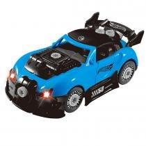 Carro Tunado Infantil Monte/Desmonte Hot Wheels 7972-1 - Fun - Fun