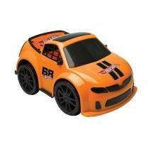 Carro Wind Faster Hotwheels Laranja - Candide - Candide
