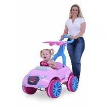 Carro Xrover a Pedal Meninas com Empurrador Xalingo -