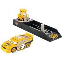 Carros Lançadores Octane Gain - Mattel - Carros