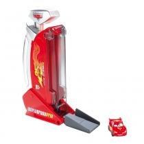 Carros Micro Drifters - Lançador de Carros - Mattel - Mattel