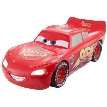 Carros Relâmpago McQueen com Sons e Luzes - Mattel - Mattel