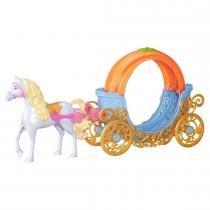 Carruagem Princesas Disney Cinderela B6314 - Hasbro - Hasbro