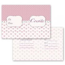 Cartão Convite com 10un (10x7,5cm) LC-03 Litocart - Litocart