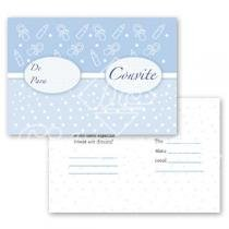 Cartão Convite com 10un (10x7,5cm) LC-04 Litocart - Litocart