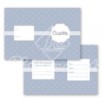 Cartão Convite com 10un (10x7,5cm) LC-06 Litocart - Litocart