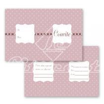 Cartão Convite com 10un (10x7,5cm) LC-08 Litocart - Litocart