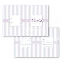 Cartão Convite com 10un (10x7,5cm) LC-09 Litocart - Litocart