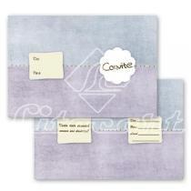 Cartão Convite com 10un (10x7,5cm) LC-16 Litocart - Litocart