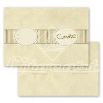 Cartão Convite com 10un (10x7,5cm) LC-24 Litocart - Litocart