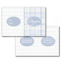 Cartão Convite com 10un (10x7,5cm) LC-34 Litocart - Litocart