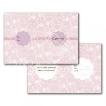 Cartão Convite com 10un (10x7,5cm) LC-40 Litocart - Litocart