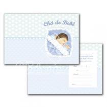 Cartão Convite com 10un (10x7,5cm) LC-43 Litocart - Litocart