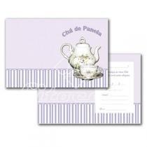 Cartão Convite com 10un (10x7,5cm) LC-51 Litocart - Litocart