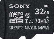 Cartao de Memaria MICRO-SD 32GB Classe 10 - SR-32UY2A - Sony