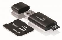 Cartão de Memória 3X1 32GB Classe 10 Multilaser MC113 -