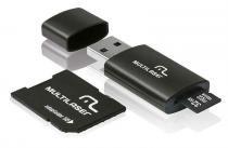 Cartão de Memória 3X1 32GB Classe 10 Multilaser - MC113 - Neutro - Multilaser