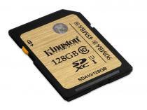 Cartao de memoria classe 10 kingston sda10/128gb secure digital ultimate sdxc 128gb uhs-i -