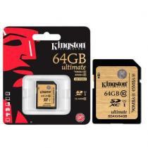 Cartao De Memoria Classe 10 Sda10-64Gb Kingston -