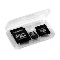 Cartão de Memória Micro SD com Adaptador 2GB New Link - New Link