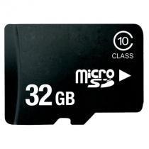 Cartão de memória micro sd multilaser 32gb classe 10 -
