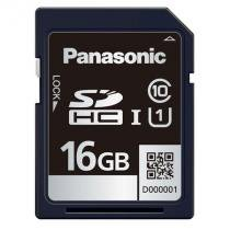 Cartão SD 16Gb Panasonic de 90Mb/s Classe10 UHS-1 -