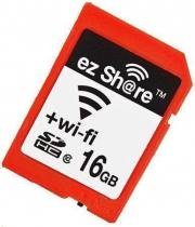 Cartão SD 16Gb Wi-Fi Ezshare -